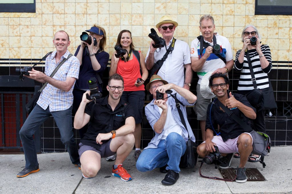 Photography Workshop, The Aperture Club